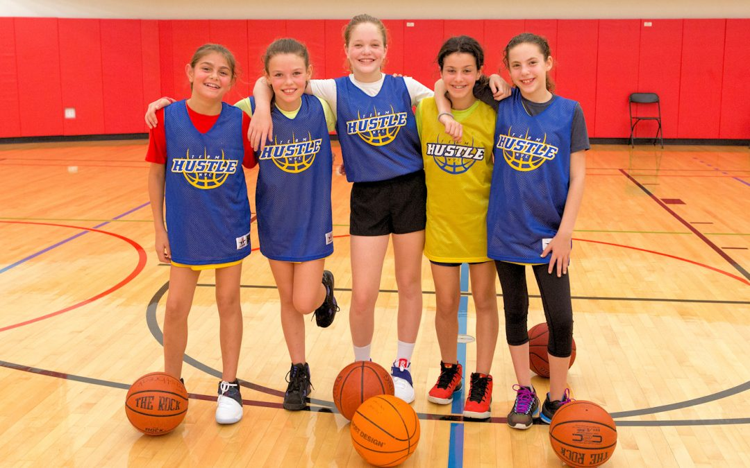 Girls Camp – Team Hustle